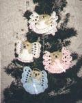 Angel Bear Ornaments